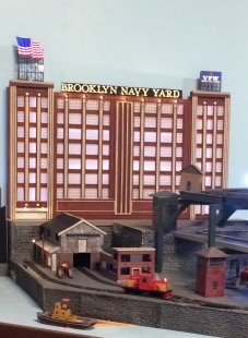 Model of BNY Machine Shop