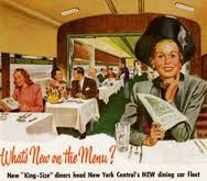 New York Central Ad, 1940s
